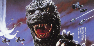 The Return of Godzilla Japan