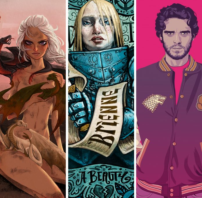 10 Must See Game Of Thrones Fanart Pieces Our Culture Mag