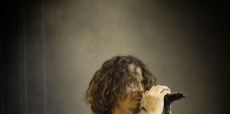 Chris Cornell © by Andreas Eldh