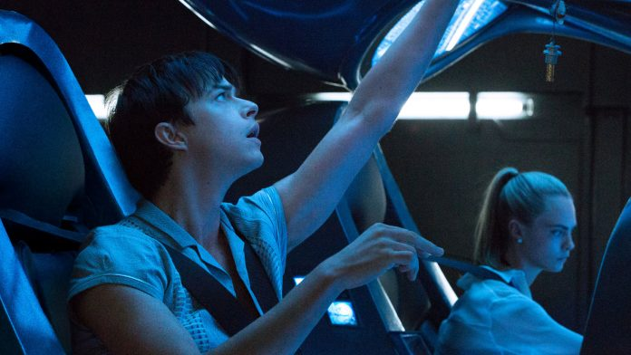 Valerian and the City of a Thousand Planets © Luc Besson