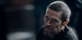 Willem Dafoe in The Great Wall © Universal Pictures