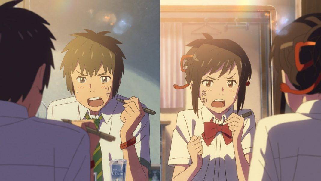 Review Your Name Kimi No Na Wa 2016 Our Culture Mag