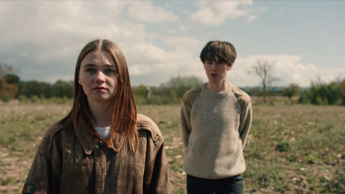 Netflix Debuts Trailer For The End of the F**king World