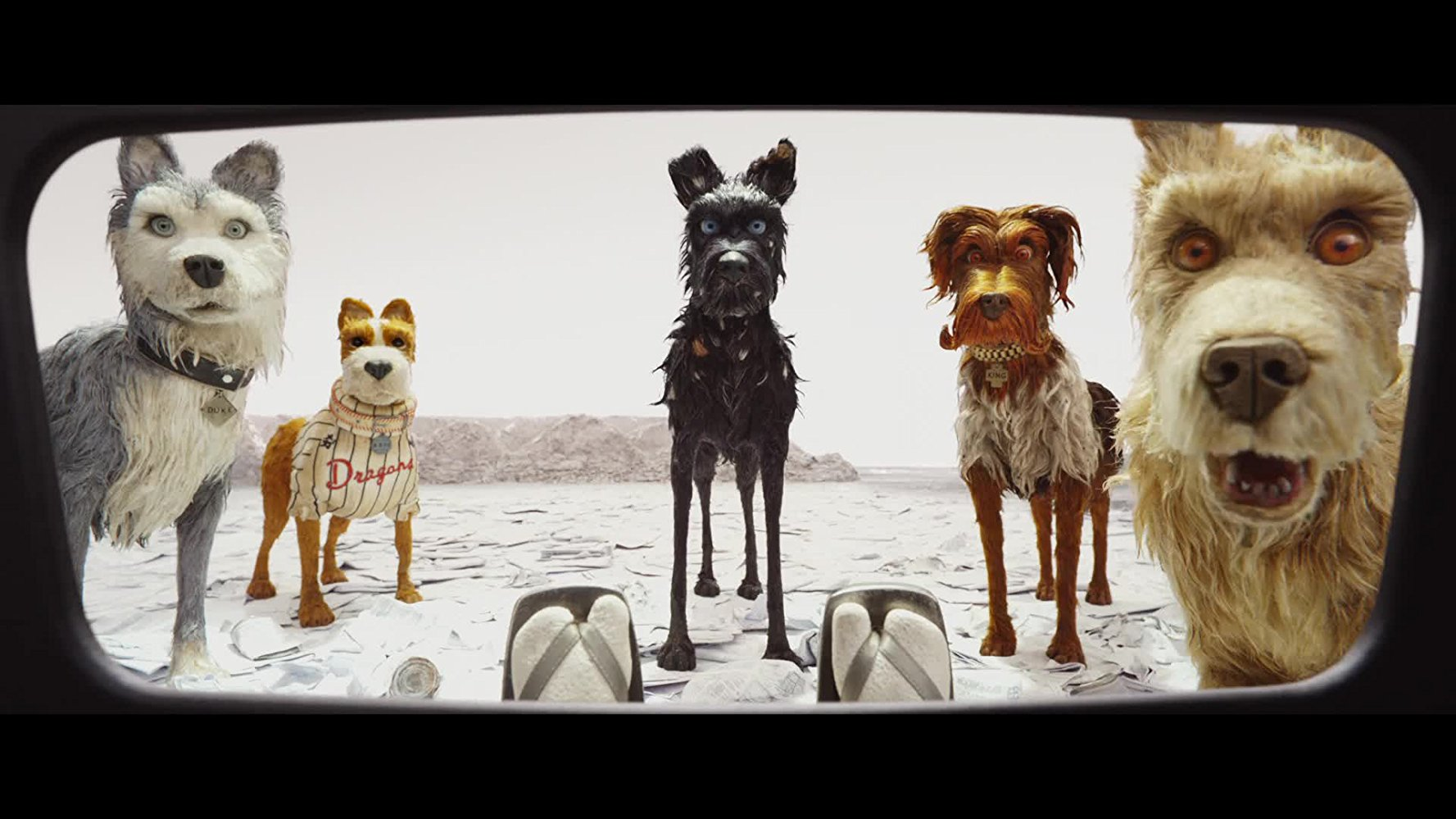 Isle of Dogs, Wes Anderson