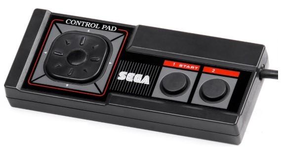 Sega Master System 2 Controller