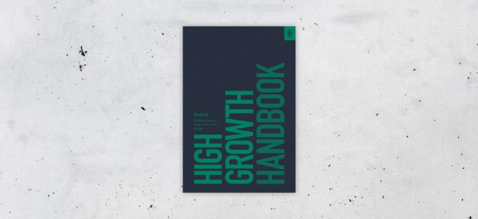 High Growth Handbook by Elad Gil