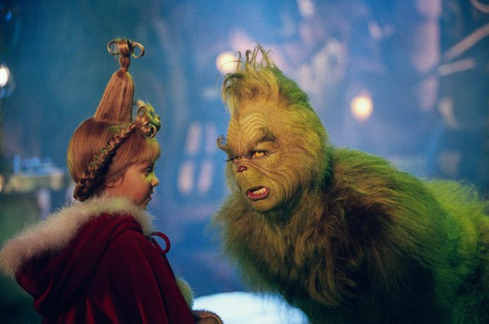 How the Grinch Stole Christmas (2000) by Ron Howard
