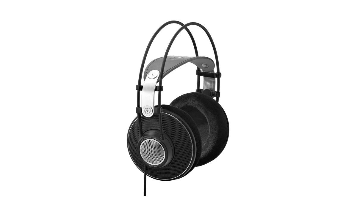 AKG K612PRO Reference Open-Back, Over-Ear Studio Headphones