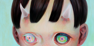 Whereabouts of God #1 - Hikari Shimoda