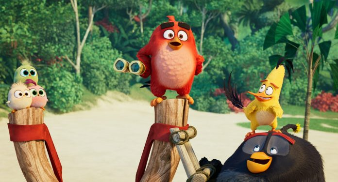 Review: The Angry Birds Movie 2 (2019)