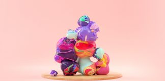 Candy Clay by Jeremiah Shaw