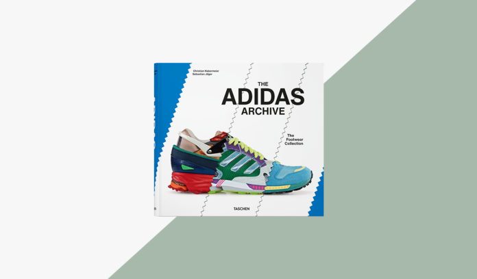 Read of the Week: The Adidas Archive. the Footwear Collection by Taschen