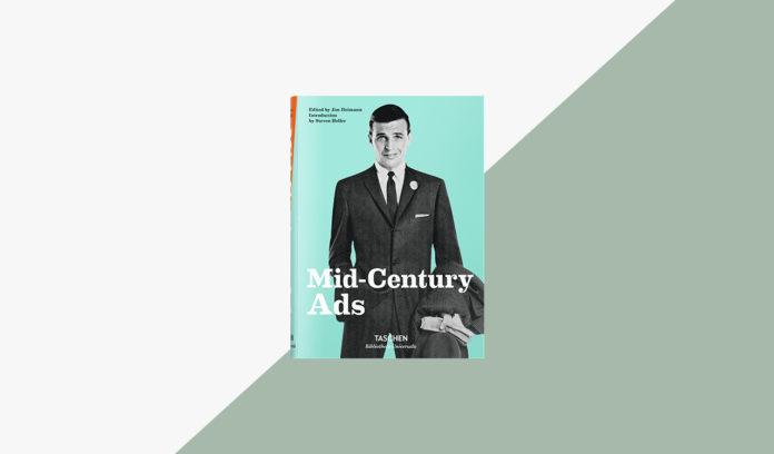 Read of the Week: Mid-Century Ads by Taschen