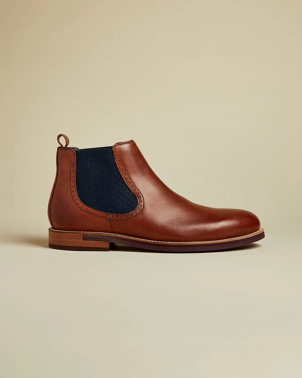 Leather Chelsea Boots, Ted Baker