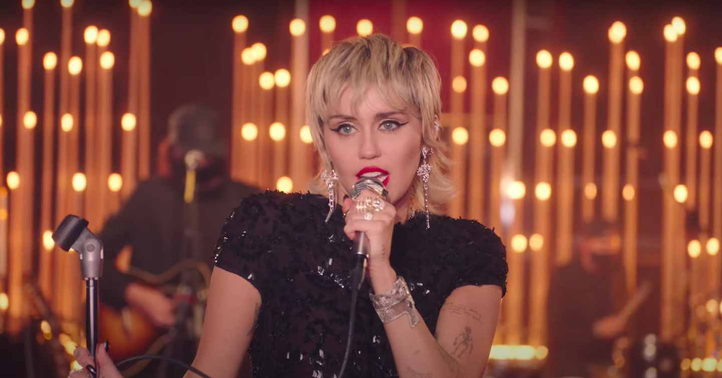 Watch Miley Cyrus Cover Billie Eilish S My Future Our Culture