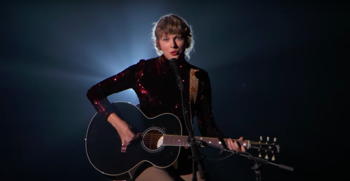 2020 ACM Awards: Watch Taylor Swift Perform Betty From