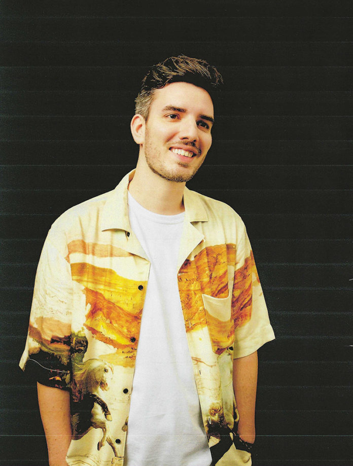 Interview: Netsky