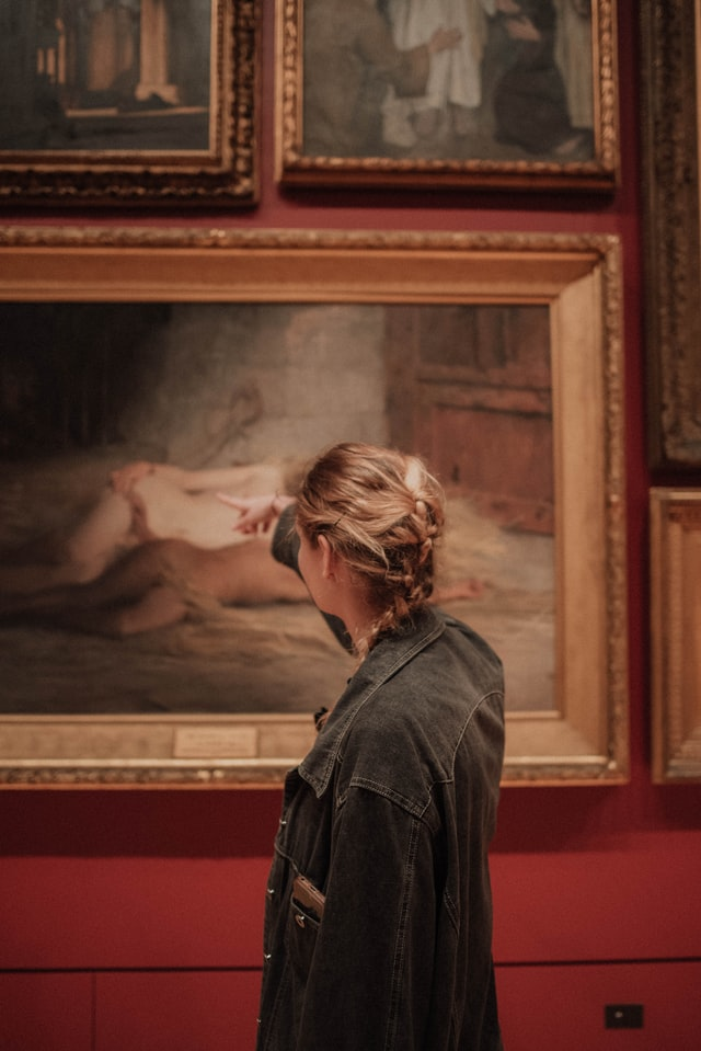 What Does An Art-Restorer Do, How And Where Is He Studying The Art Of Restoration?