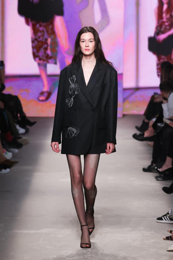 RUBAN Fall/Winter 2021/22 at Mercedes-Benz Fashion Week Russia