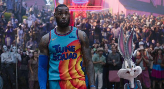 Trailer for 'Space Jam: A New Legacy Trailer' Starring LeBron James Unveiled