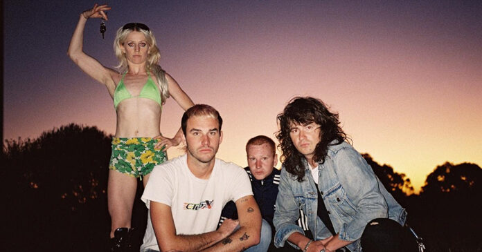 Amyl and The Sniffers Share Video for New Single 'Security'
