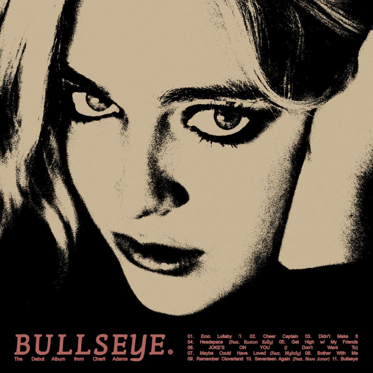 Album Review: Charli Adams, 'Bullseye'