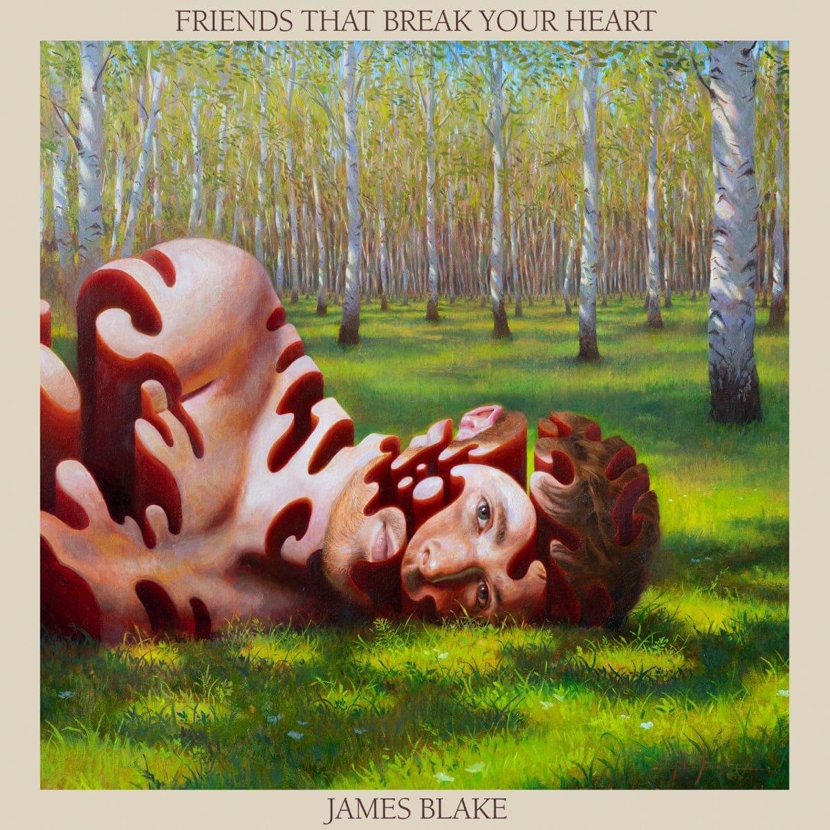 Album Review: James Blake, 'Friends That Break Your Heart'