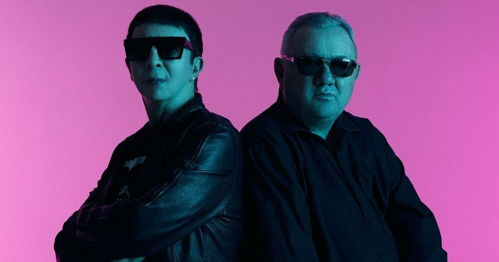 Soft Cell Announce First New Album in 20 Years